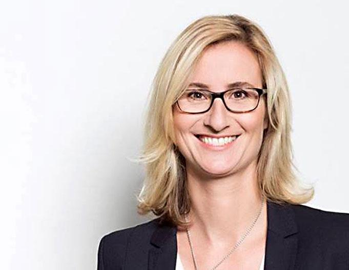 Gitta Lübbert - Steuerberaterin und Fachberaterin für Internationales Steuerrecht in der Kanzlei GWGL in Hamburg