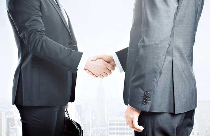 Versprechen von GmbH-Anteilen